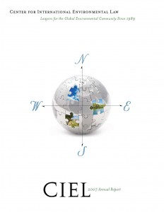 CIEL 2007 Annual Report